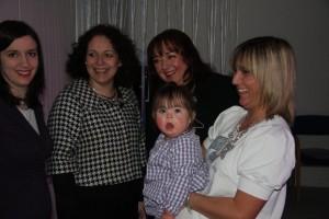 Bridget meets local carers