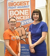 Bridget_Phillipson_MP_(right)_and_Zoe_Daison_(left)_Biggest_Fight_against_Bone_Cancer_campaign_Bone_Cancer_Research_Trust_1_Feb_2017.JPG