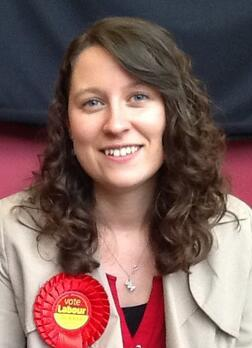 Labour Councillor Erin Hill