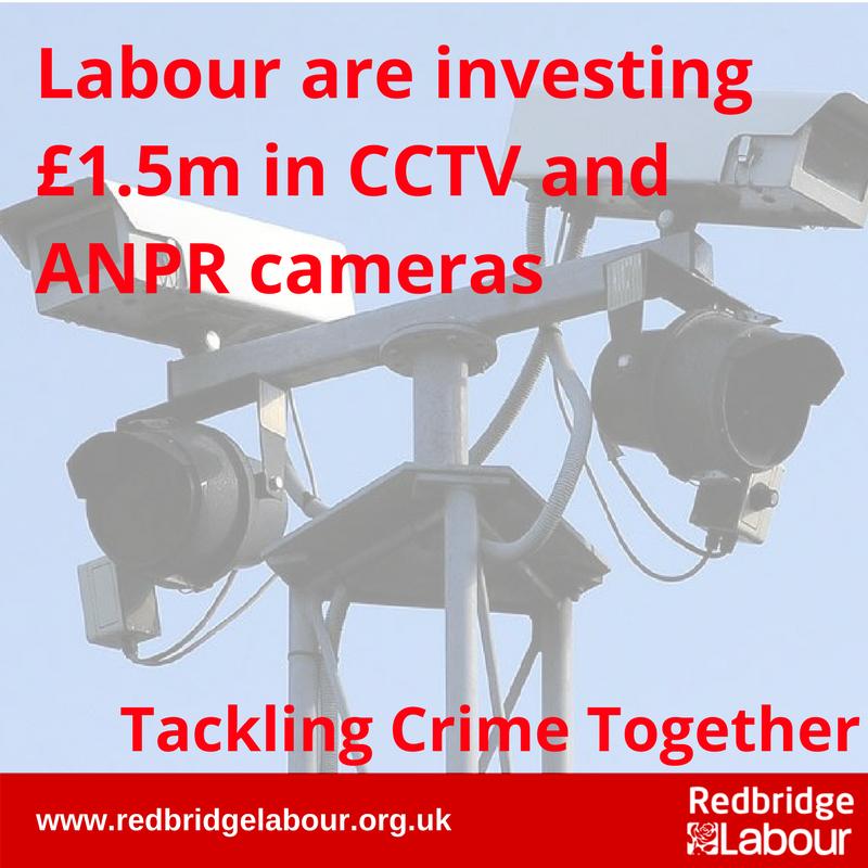 New CCTV and ANPR Cameras