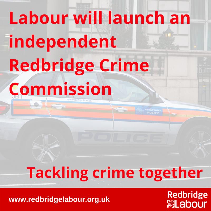 Redridge Crime Commission