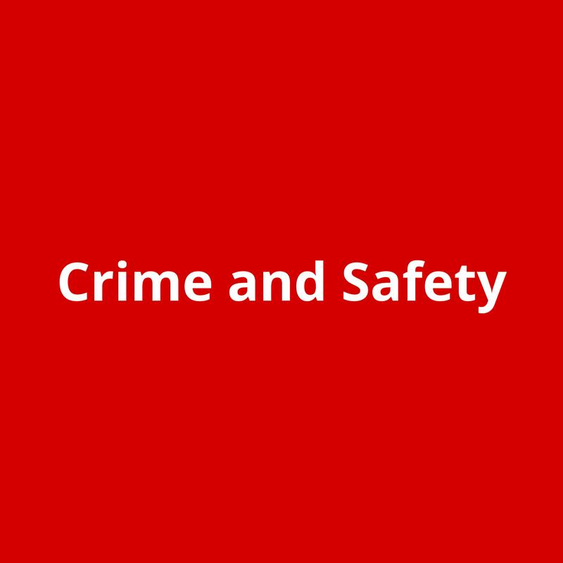 Crime & Safety
