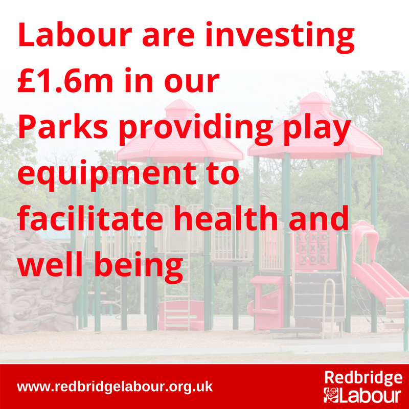 Investing in our Parks