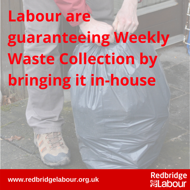 Weekly Rubbish Collection