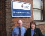 Ormskirk Police Station