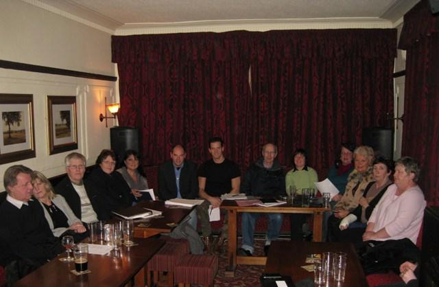 Whitemoss Meeting