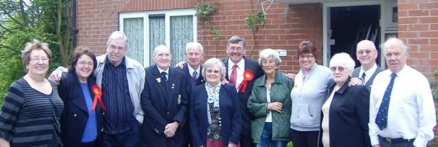 Bob Ainsworth visit