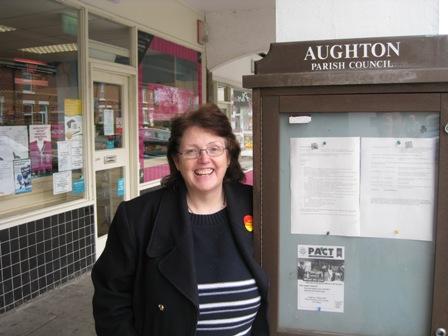 Rosie in Aughton