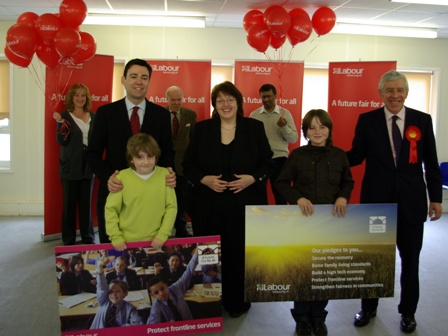 Minister's Labour Pledge