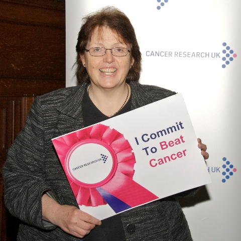Cancer Research Pledge