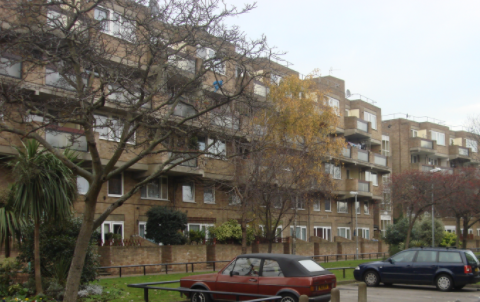 Image of Amberley estate W9
