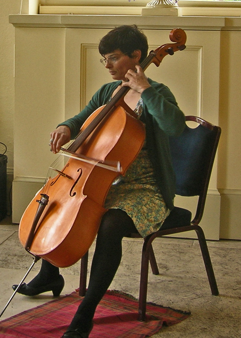 Thangam cellist pic