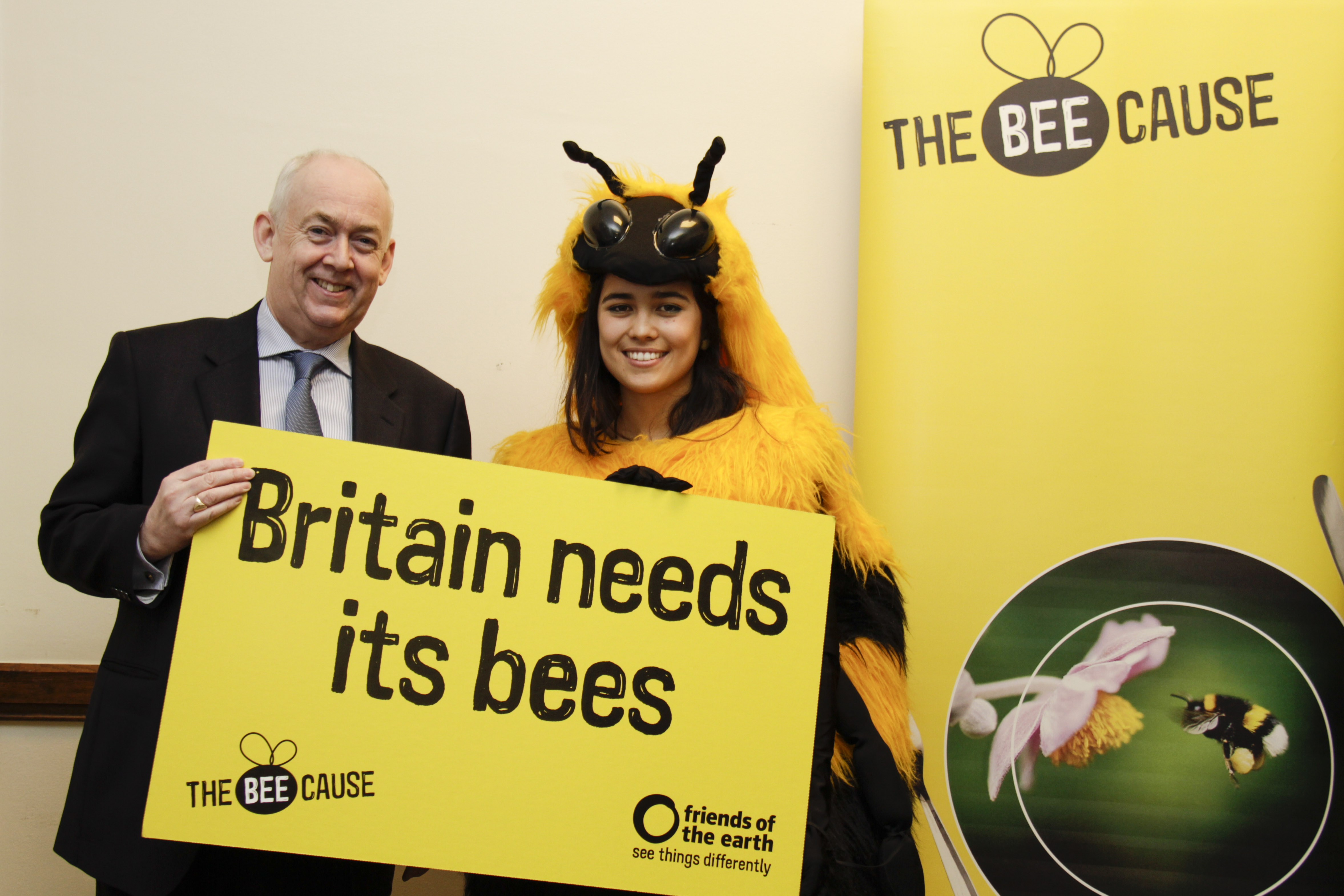 Friends of the Earth - The Bee Cause
