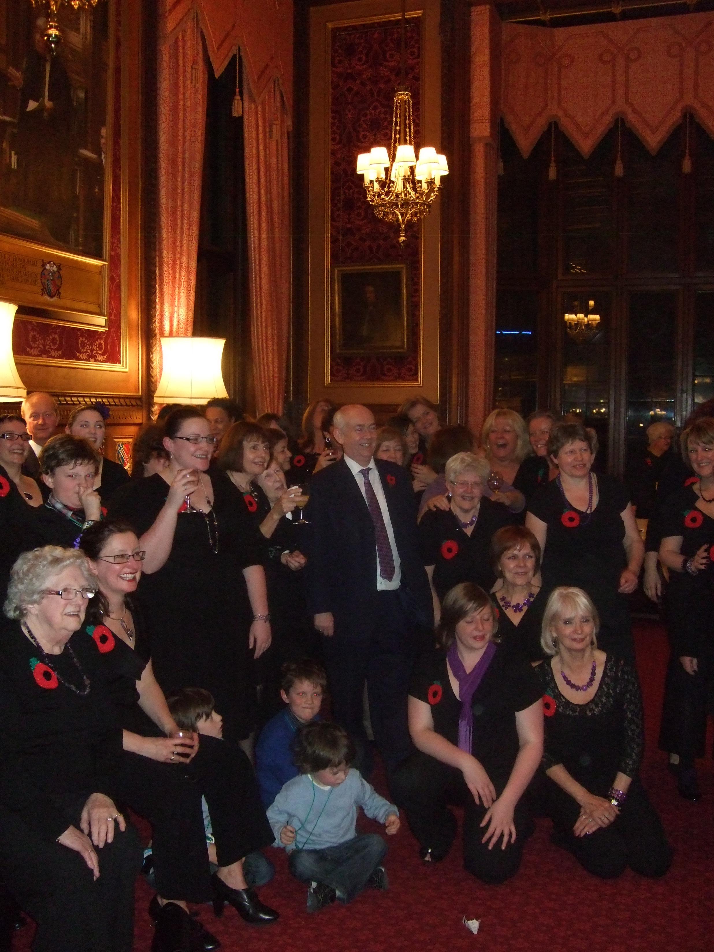 Cefn Hengoed Ladies Choir