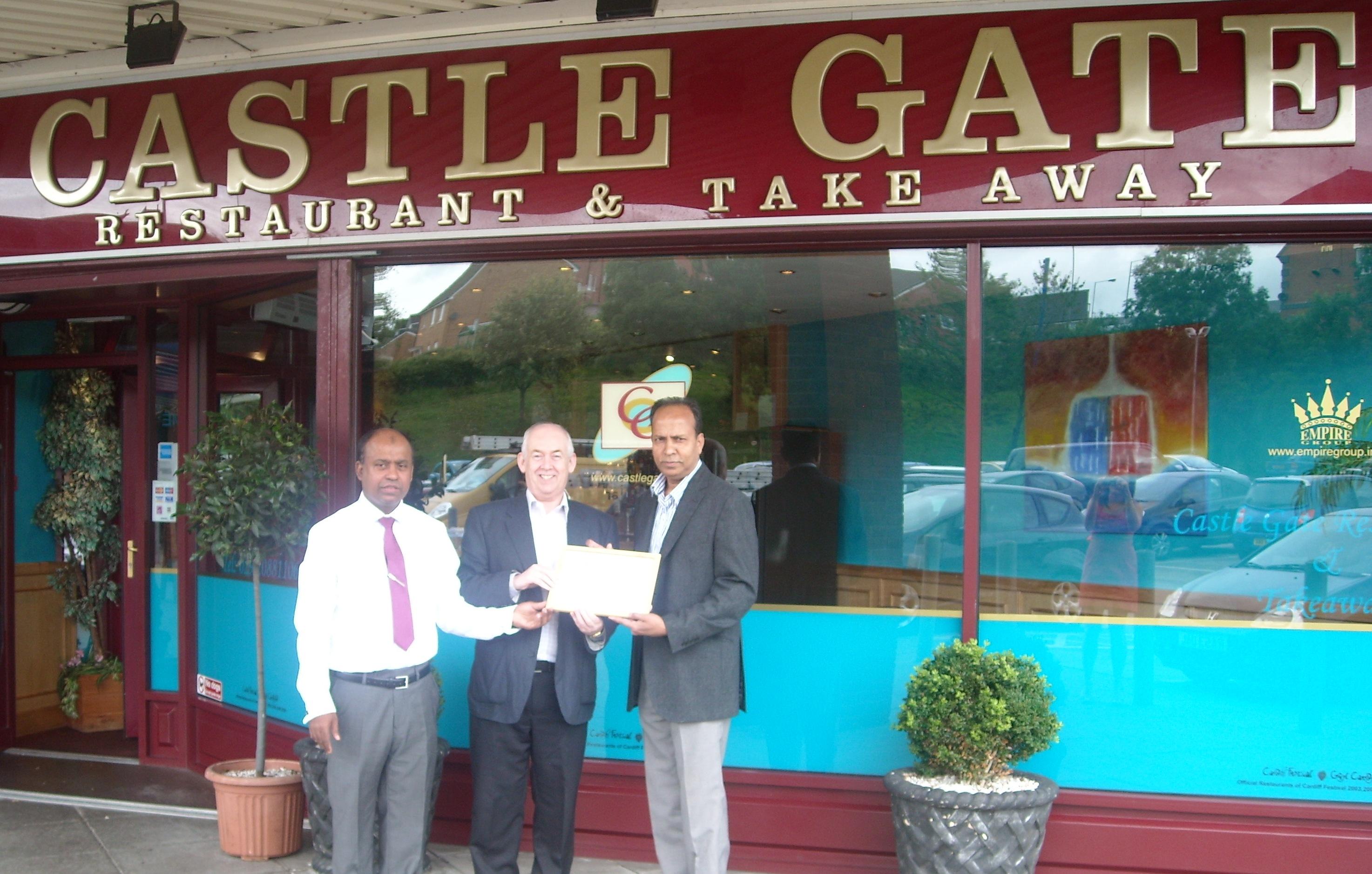 Castle Gate Indian Restaurant