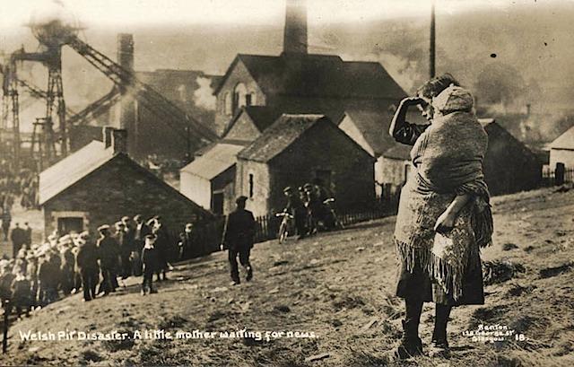 Senghenydd Mining Disaster