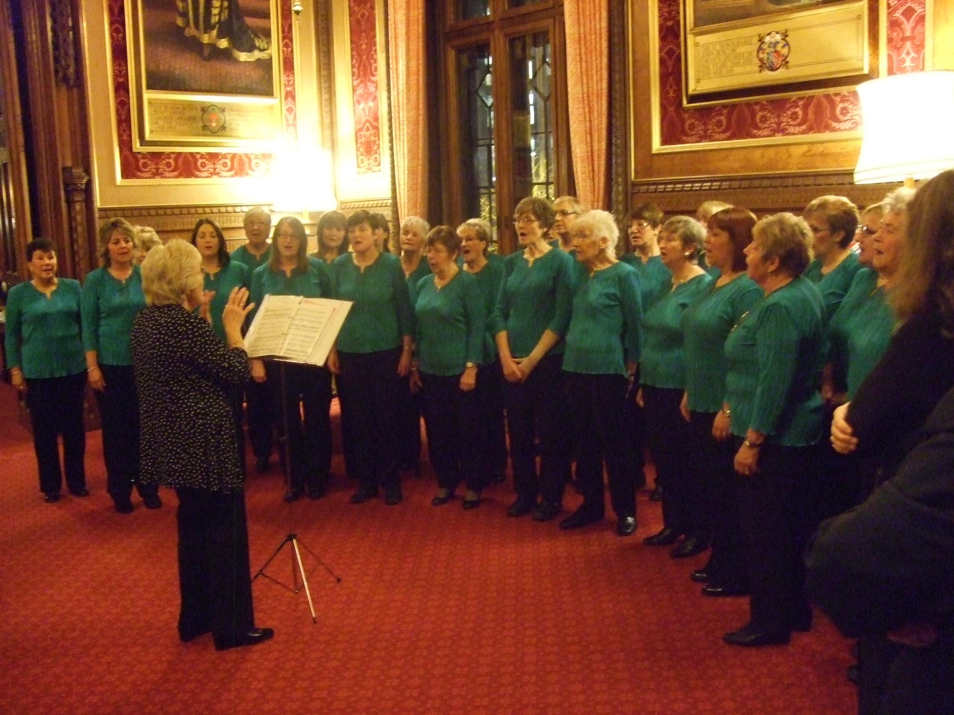 Caerphilly Ladies Choir