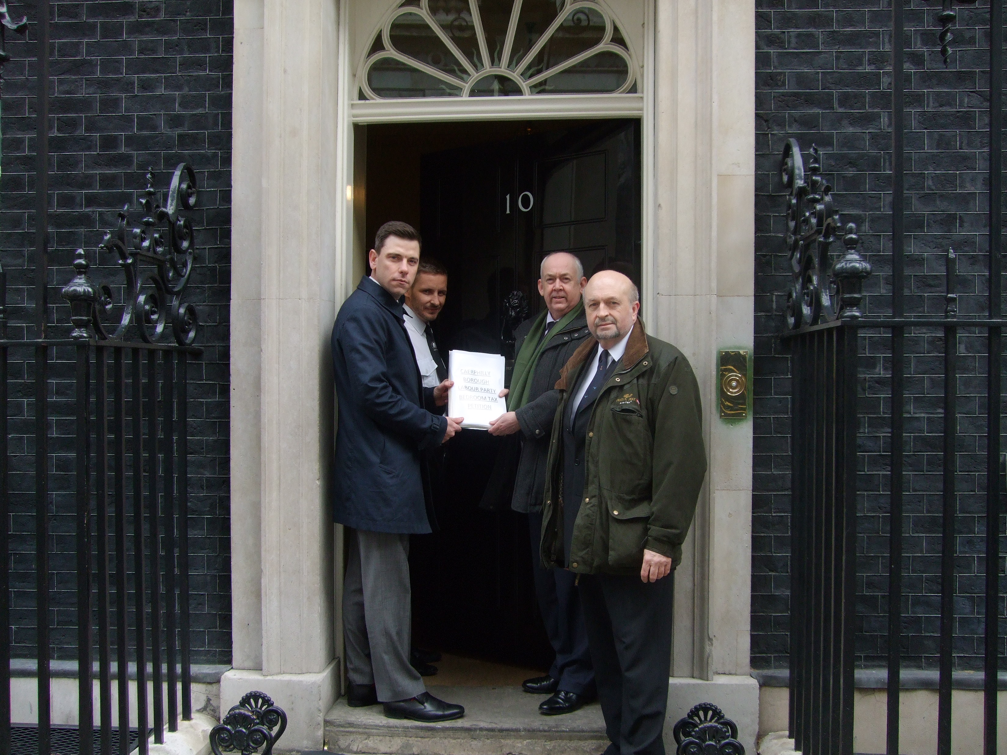 Bedroom Tax petition