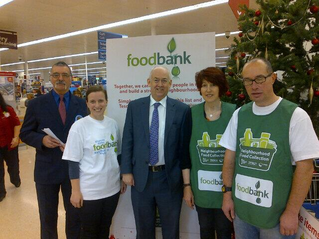 Rhymney Valley Food Bank