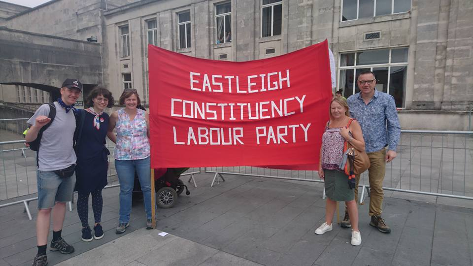 Eastleigh Labour Party Members