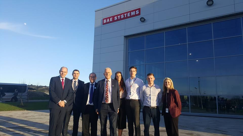 MP has met with apprentices at BAE Systems at the new Academy for Skills and Knowledge in Samlesbury as part of his work countrywide for National Apprenticeships Week.        He was taken around the £15.3 million state of the art training centre adjacent to BAEÂ's Warton base which only opened last...