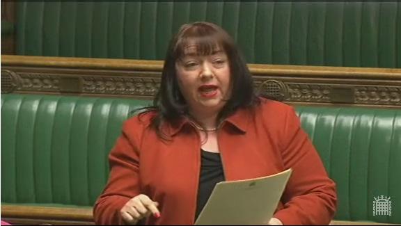 Sharon blasting Osborne's Budget