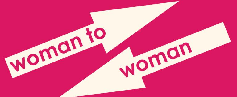 Labour Woman to Woman Logo