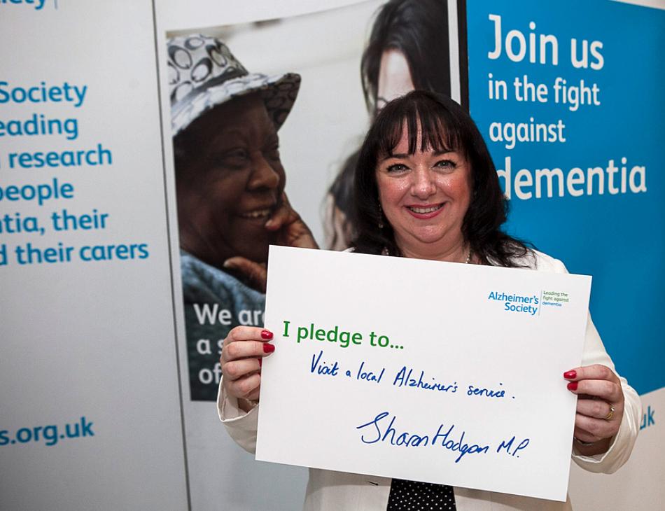 Sharon Hodgson MP Dementia Friend