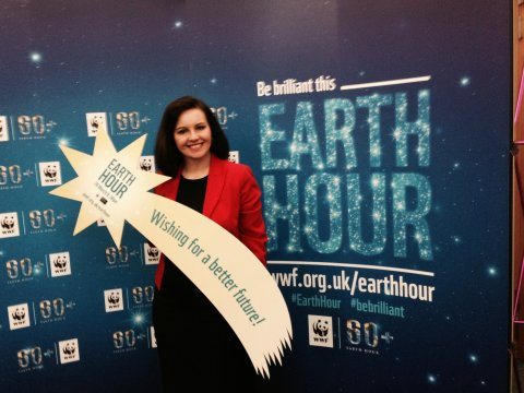 Earth hour 2014 be brilliant