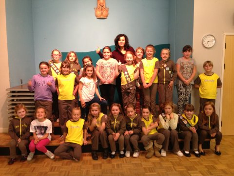 Rossington Brownies - thumbs