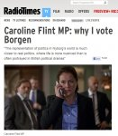 Why I vote Borgen