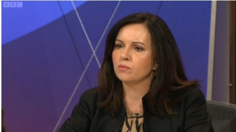 Caroline Flint Question Time
