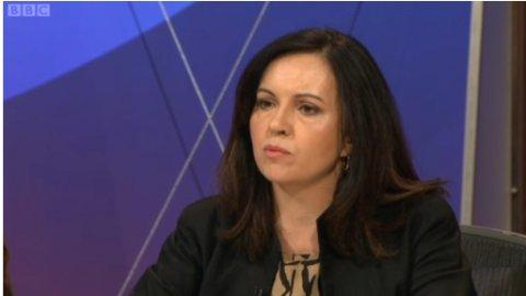 Caroline Flint Question Time