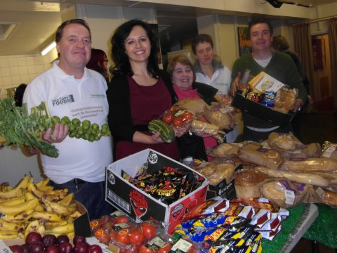 Foodbank - Conisbrough