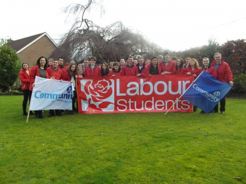 Labour Students and Community