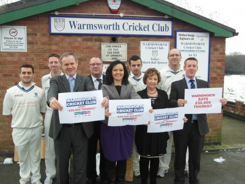 Warmsworth Cricket Club