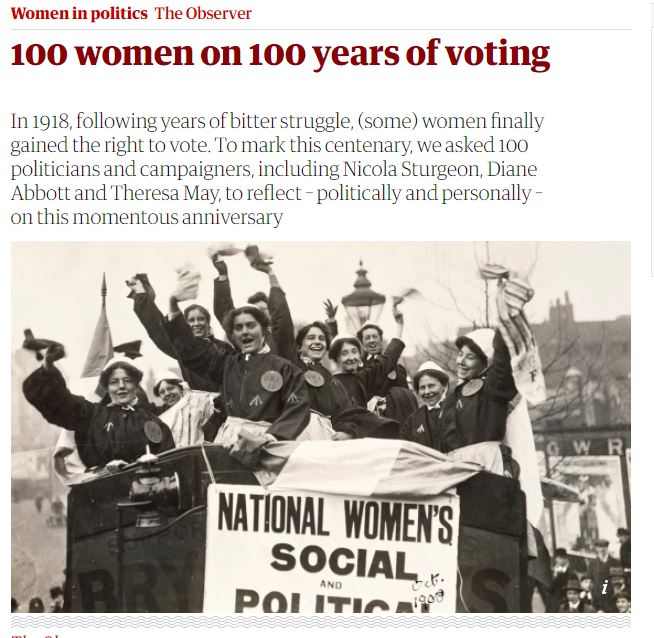 The_Observer_100_years_of_women_voting.JPG