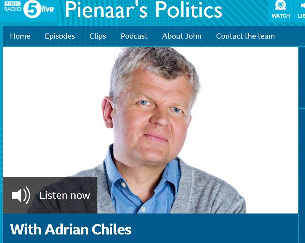 Pienaars_politics_Adrian_Chiles200119.JPG