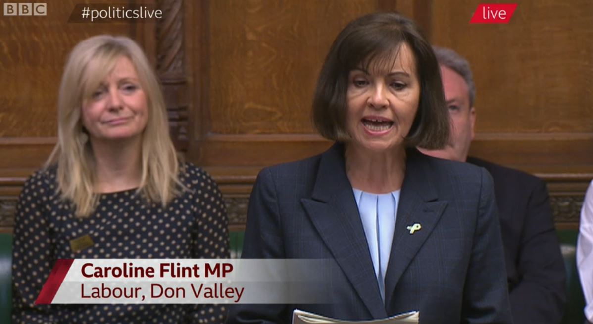 CFlint_PMQs150519_captioned.JPG
