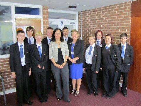 De Warenne school council