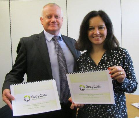 RecyCoal Rossington plans