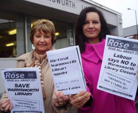 CF Elsie Warmsworth library