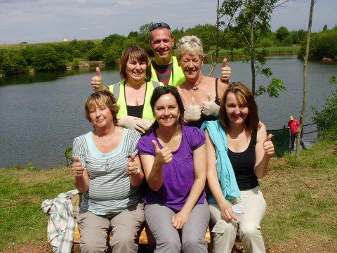 FOMW lake Famous Five