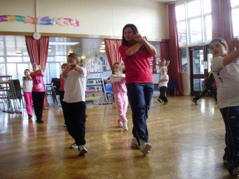 Ivan hoe school dance