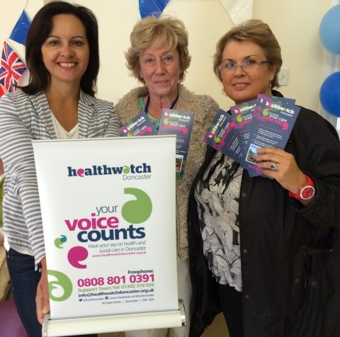 Healthwatch - Dorothy and Kay