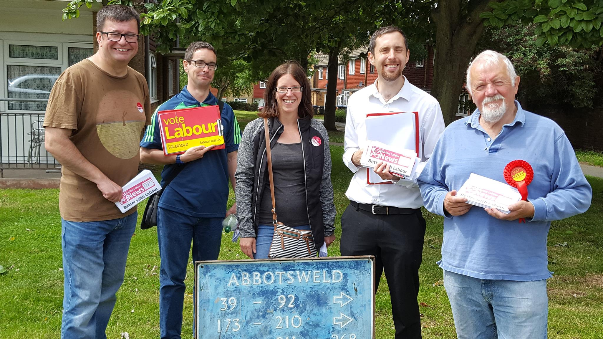 Abbotsweld Canvassing Session