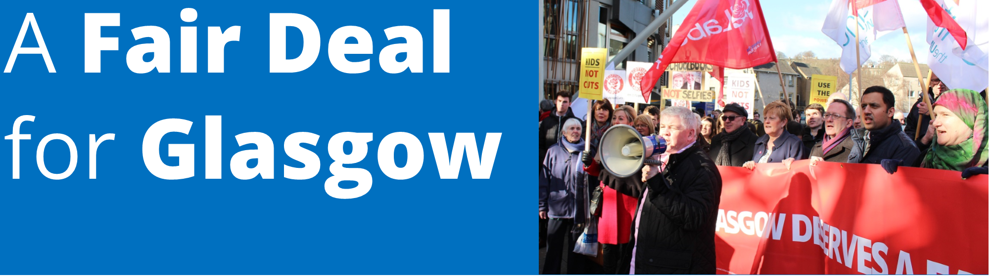 A Fair Deal for Glasgow