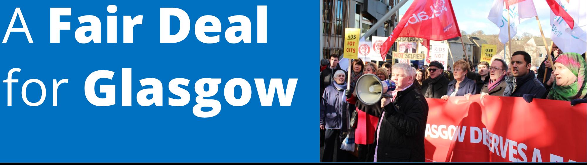A Fair Deal for Glasgow