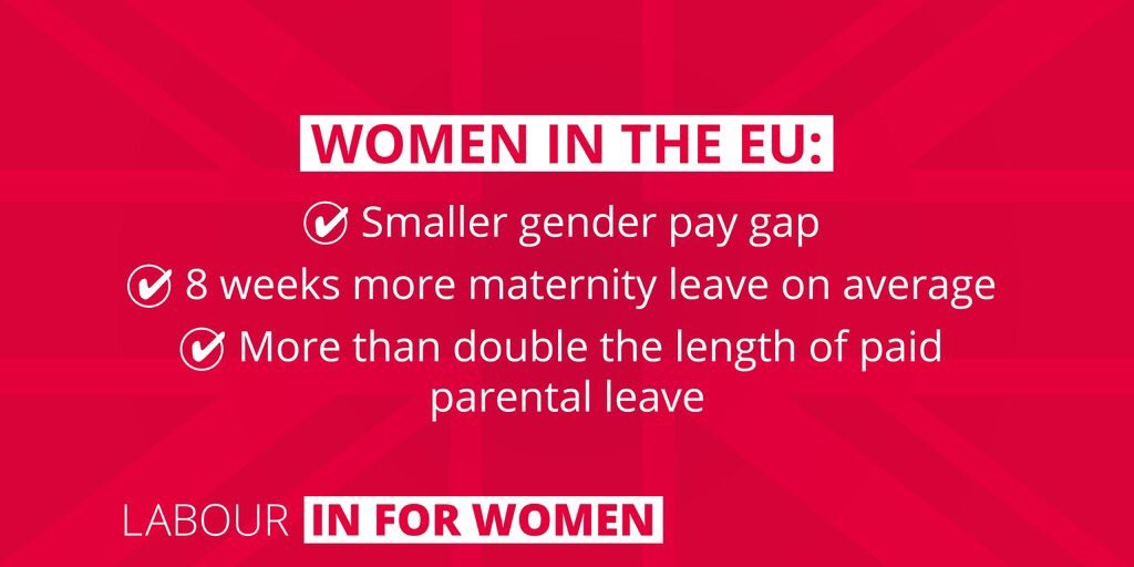 Labour In For Women