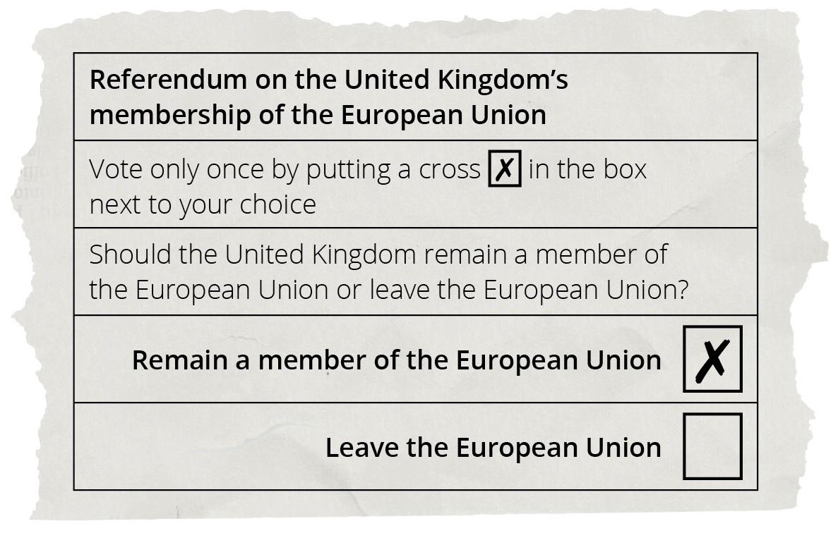 Remain Vote